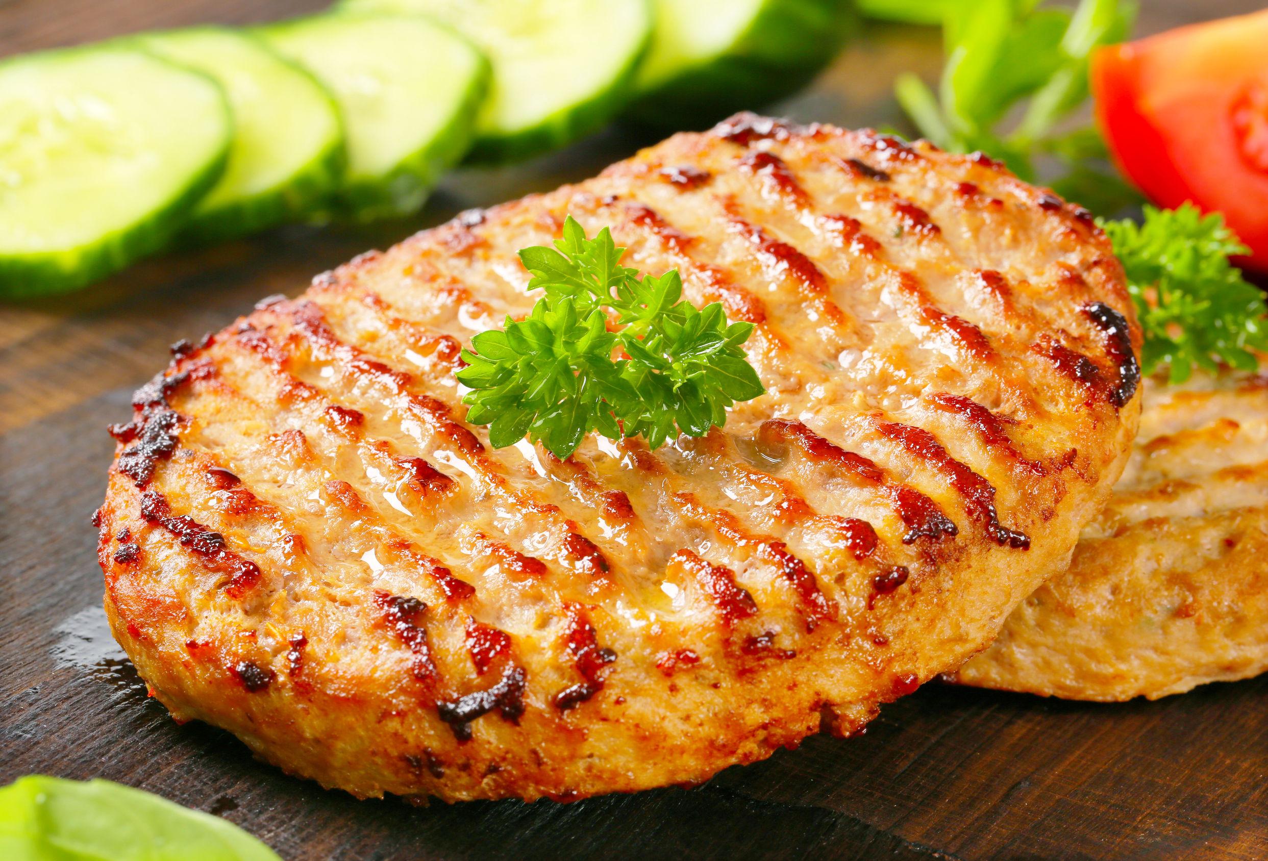 Receta de hamburguesas veganas de okara