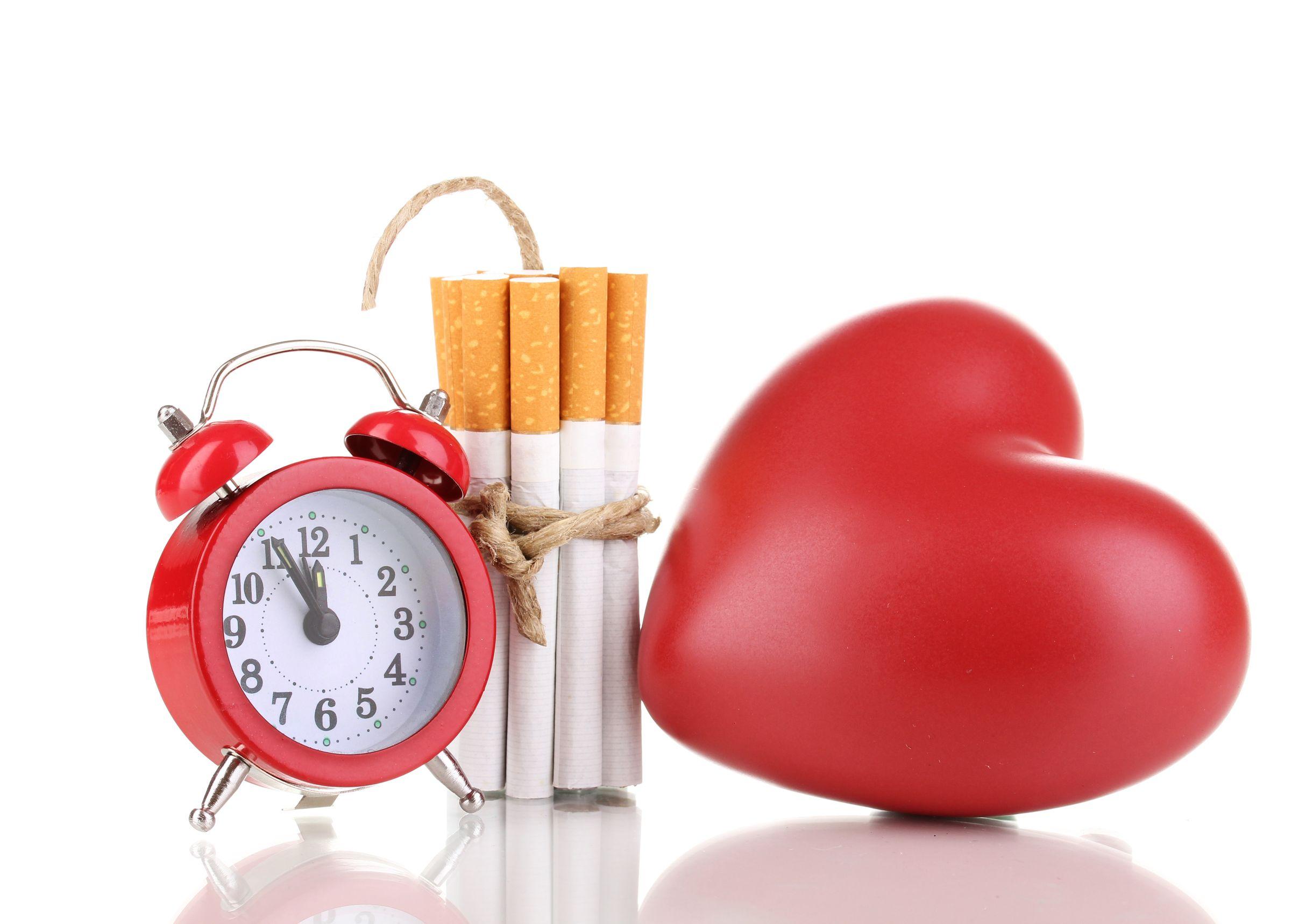10 buenas razones para dejar de fumar