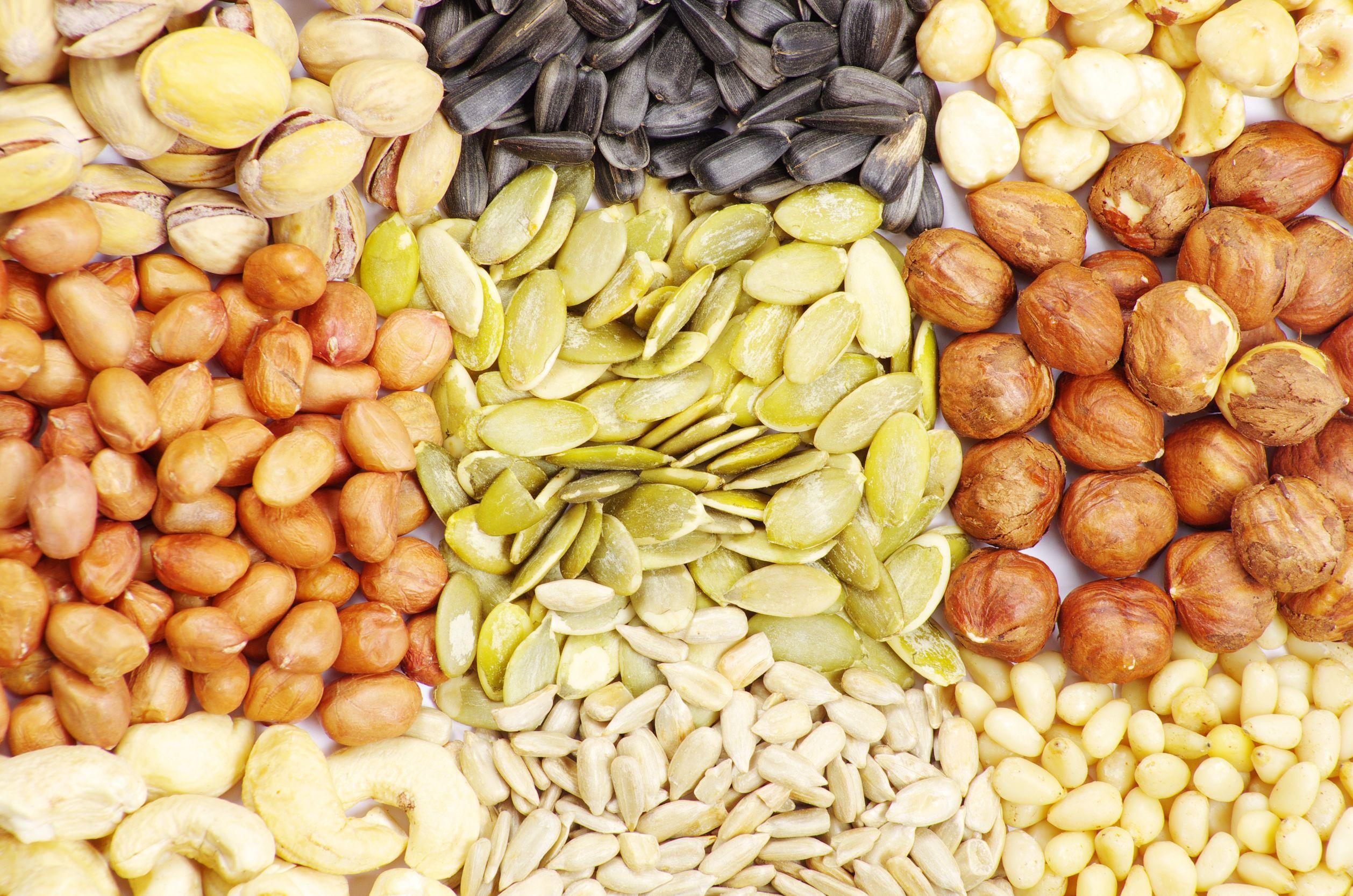 ¿Engordan los frutos secos?