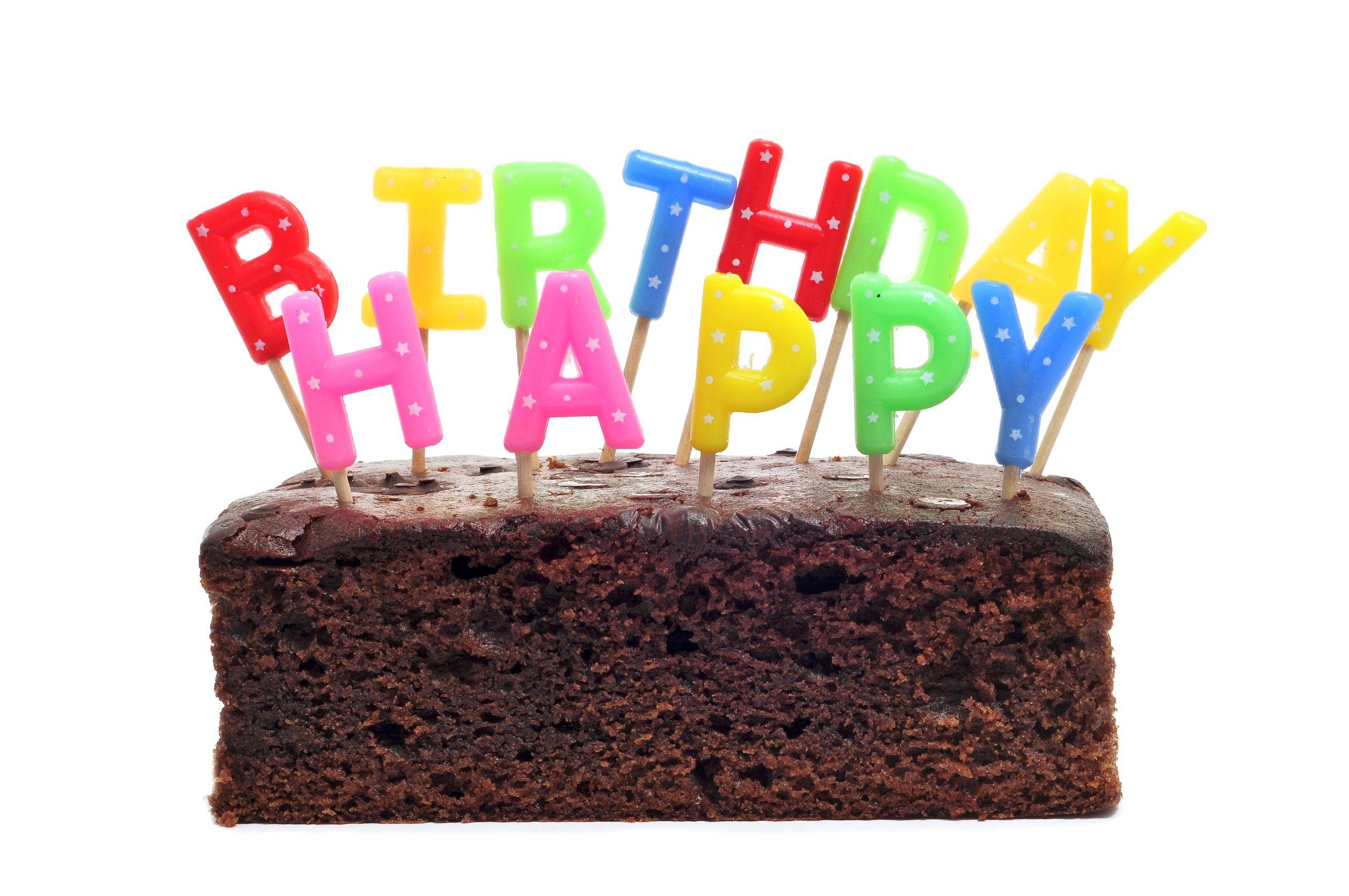 ¿Cómo hacer un cumpleaños feliz y saludable?