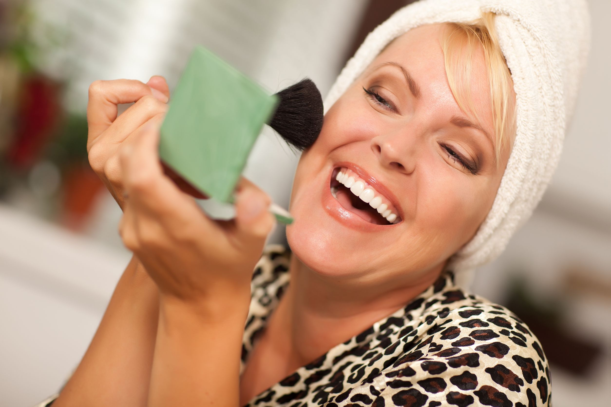 Cómo maquillarte a partir de los 50