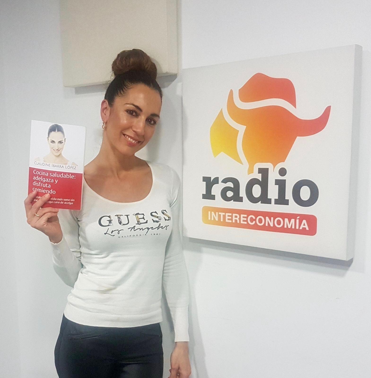 Entrevista radio intereconomía «VIVIR en SALUD»