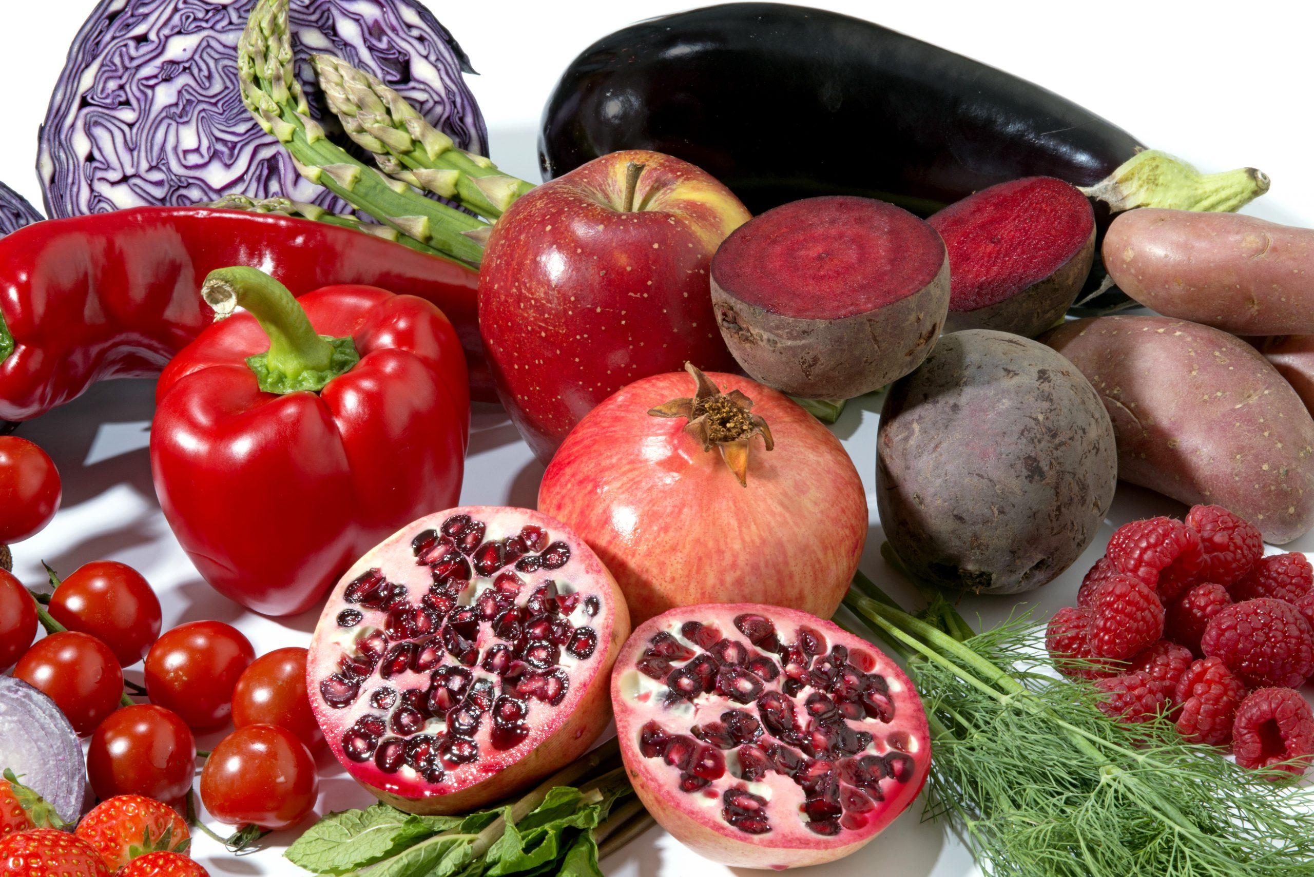 Las verduras solanáceas y tu salud